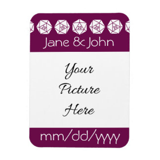Tabletop Chic in Wine Save-the-Date Magnet