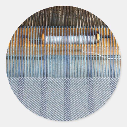 Tabletop Loom Sticker