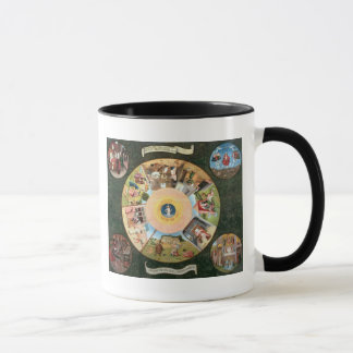 Tabletop of the Seven Deadly Sins Mug