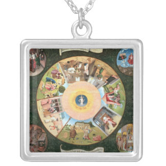 Tabletop of the Seven Deadly Sins Pendants