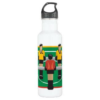 Tabletop Soccer Water Bottle