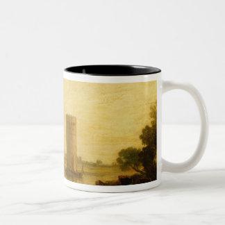 Tabley, the Seat of Sir J.F. Leicester, Bart Two-Tone Coffee Mug