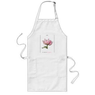 Tablier Pink Petals of tulips