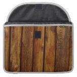 Tablones de madera fundas macbook pro