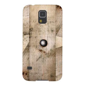 Tablones y caja de madera de la galaxia S5 de Carcasas Para Galaxy S5