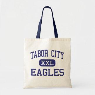 Tabor City Eagles Middle Tabor City Canvas Bags