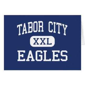 Tabor City Eagles Middle Tabor City Card