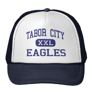 Tabor City Eagles Middle Tabor City Mesh Hat