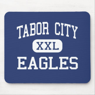 Tabor City Eagles Middle Tabor City Mouse Pad