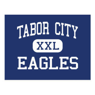 Tabor City Eagles Middle Tabor City Post Cards