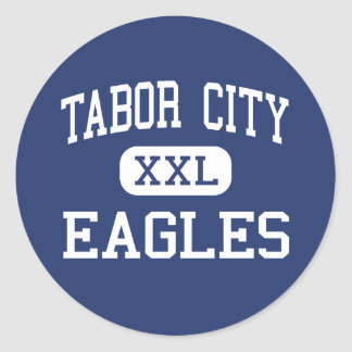 Tabor City Eagles Middle Tabor City Stickers