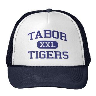 Tabor Tigers Middle Warner Robins Georgia Hat