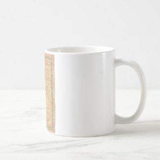 TABRIZ PERSIAN DESIGN CLASSIC WHITE COFFEE MUG