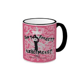 TABU Alzheimer awareness Coffee Mug