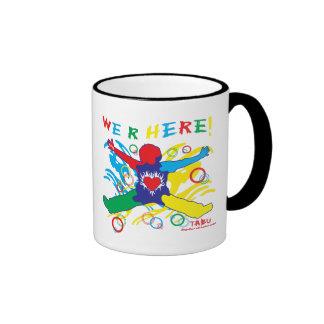 TABU Autism awareness 11 oz Coffee mug