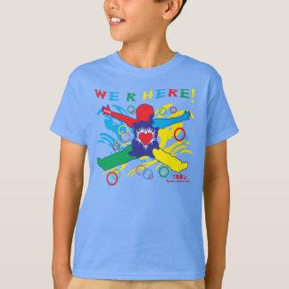 TABU Autism awareness Youth Hanes Comfort Blend T-Shirt