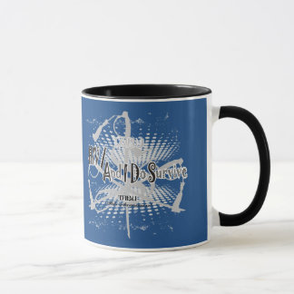 TABU HIV/Aids awareness coffee mug