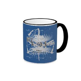 TABU HIV/Aids awareness coffee mug