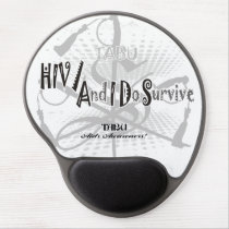 TABU HIV/Aids awareness Gel mousepad