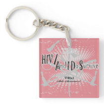 TABU HIV/Aids awareness Key Chain