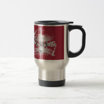 TABU HIV/Aids awareness Stainless Steel Traveler Travel Mug