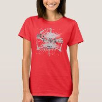 TABU HIV/Aids awareness Women T shirt