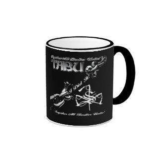 TABU I Did it coffee mug