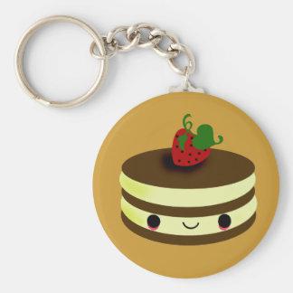 Tabu Japan Cake Line Keychain
