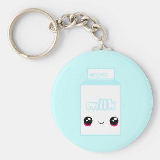 Tabu Japan Milk Line Keychain