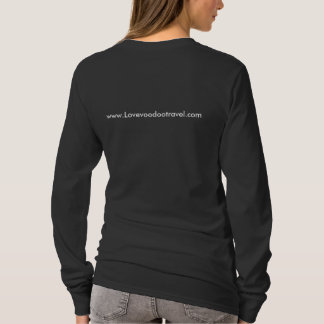 Tabu Lovevoodoo Mile High Club Ladies with back T-Shirt