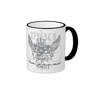 TABU Wings coffee mug