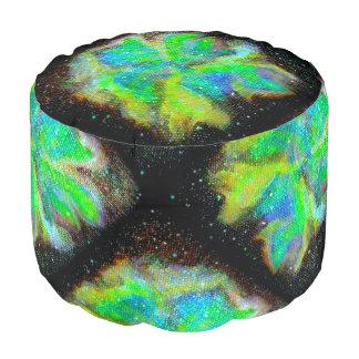 Taburete cósmico Seat de la nebulosa y del polvo