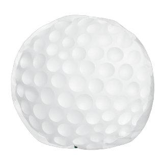 Taburete de la diversión de la pelota de golf puf redondo