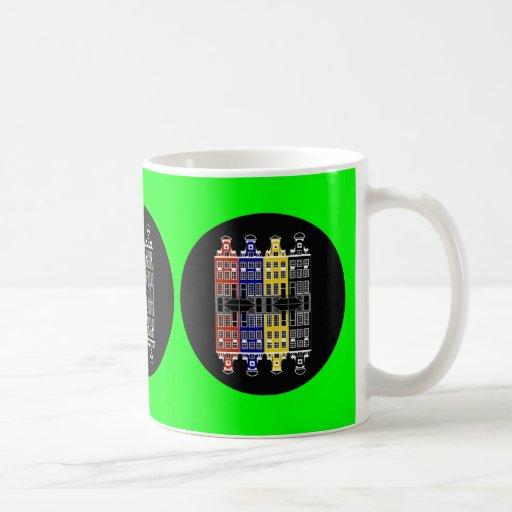 Taburetto Amsterdam Merchants' Houses Coffee Mug