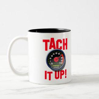 Tach It Coffee Mug