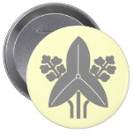 Tachi omodaka, Japan Pinback Buttons