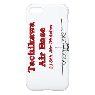 Tachikawa Air Base 315th Air Division iPhone 8/7 Case