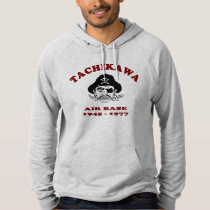 tachikawa air base japan 1945-1977 hoodie