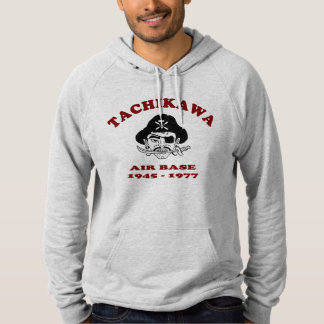 tachikawa air base japan 1945-1977 hoodie