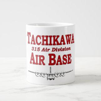 Tachikawa Air Base Japan 315th Air Division Large Coffee Mug