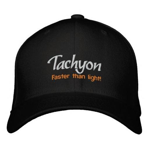Tachyon, Custom Baseball Cap