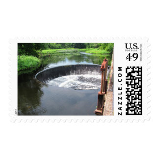 Tack Pond Dam ~ Stamps