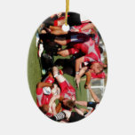 Tackel Ornament