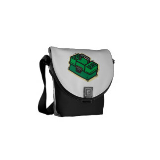 Tackle Box 2 Messenger Bags