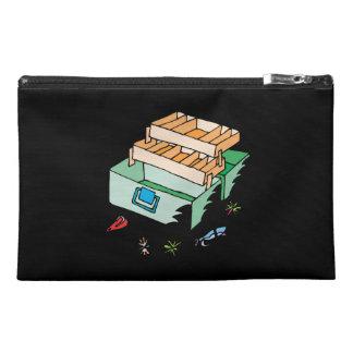 Tackle Box Travel Accessory Bag