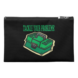 Tackle Your Problems Travel Accessories Bags