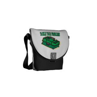 Tackle Your Problems Courier Bag