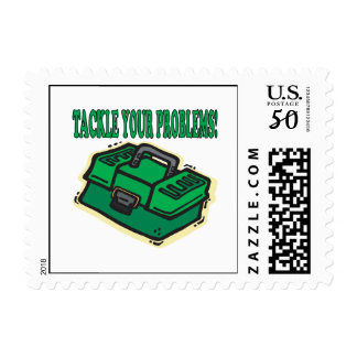 Tackle Your Problems Postage