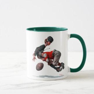Tackled Mug