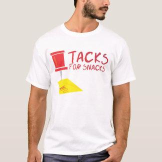 Tacks for Snacks T-Shirt